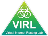 Access to the new hosted Cisco VIRL hands on lab environment