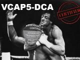 VCAP5-DCA – AchievementUnlocked!