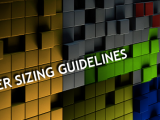 vSphere Cluster Sizing Guidelines