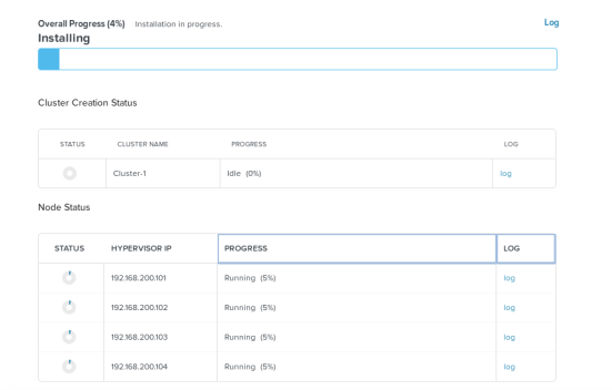 Deploying Nutanix on Lenovo HX servers with Mellanox SX1012
